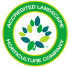 Accredited Landscape Horticulture Company - Logo