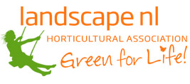 Landscape NL - Horticultural Association, Green for Life Logo