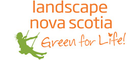 Landscape Nova Scotia - Green for Life Logo