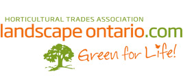 Horticultural Trades Association - Landscape Ontario.com, Green for Life Logo