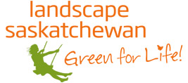 Landscape Saskatchewan - Green for Life Logo